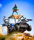 Fortnite Ігровий набір Deluxe Feature Vehicle ATK, фото 7
