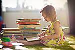 Издания, которые помогут научить ребенка читать и полюбить книги.