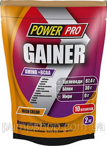Гейнер Power Pro Gainer 2000 г
