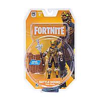 Фигурка Фортнайт Боевой Пес Fortnite Solo Mode Core Figure Pack, Battle Hound Jazwares