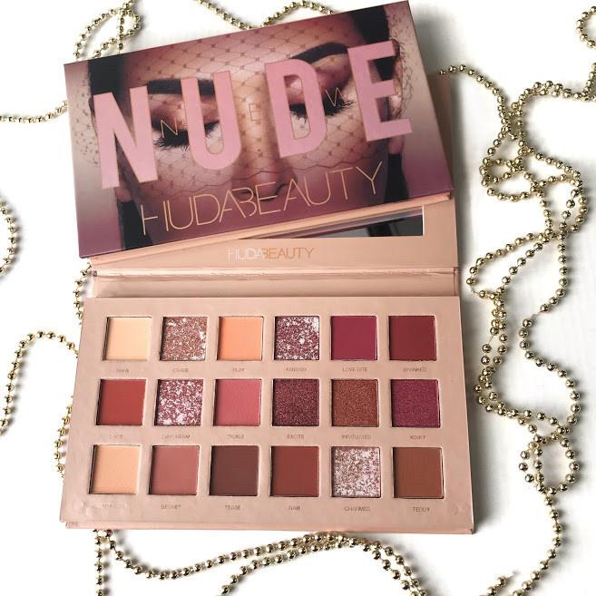 Палетка теней The New Nude Palette