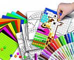 Как выбрать в подарок товары для детского творчества?