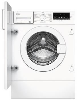 Встраиваемая стиральная машина Beko WITC7612B0W