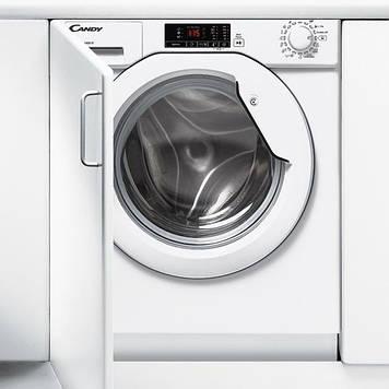 Встраиваемая стиральная машина Candy CBWM814D-S