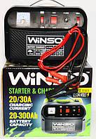 Зарядное-предпусковое устройство Winso 12/24B 130А/45A