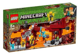 Lego Minecraft Мост Ифрита 21154