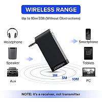 Bluetooth 5.0 аудио ресивер Ugreen