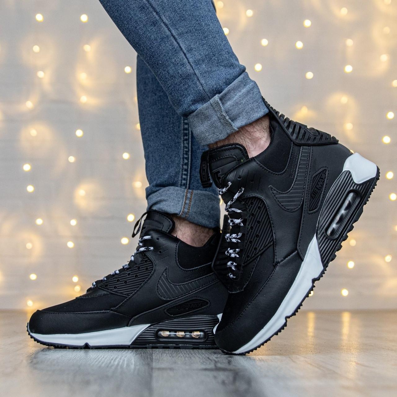 Мужские кроссовки в стиле Nike Air Max 90 Sneakerboot