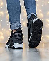 Мужские кроссовки в стиле Nike Air Max 90 Sneakerboot, фото 3