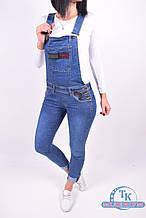 Комбинезон джинсовый женский стрейчевый (color 1) Lady Forgina 3008 Размер:31