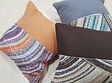 Комплект подушок Абстракція кольорові, 3шт, фото 2