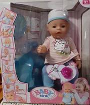 Кукла Пупс BL020I. 42 см, 10 функций, 9 аксессуаров, фото 3