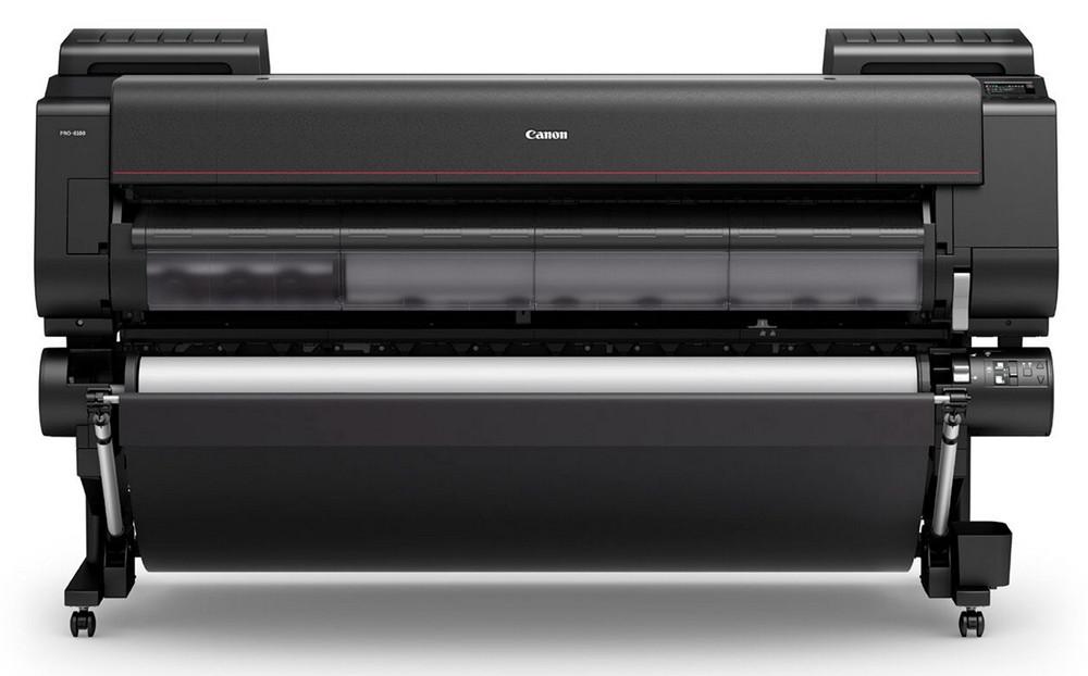 Canon выпускает новые широкоформатные плоттеры для художественной и фотопечати