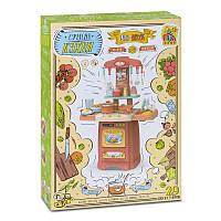 """Игровой набор """"Сучасна Кухня"""" свет, звук, 29 аксессуаров, 2 цвета, """"FUN GAME"""" /12/ (7425)"""