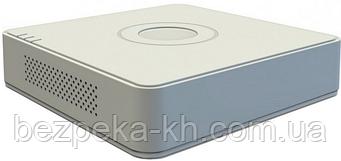 4-канальный Turbo HD видеорегистратор Hikvision DS-7104HUHI-K1
