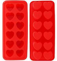Форма силиконовая Kamille Amur для льда и конфет 22.5х9.5х2см 12 ячеек, фото 1