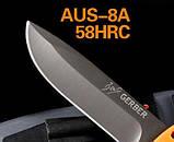 Нож для выживания Gerber Bear Grylls Ultimate, защитный чехол, огниво в комплекте, фото 2