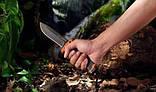 Нож для выживания Gerber Bear Grylls Ultimate, защитный чехол, огниво в комплекте, фото 3