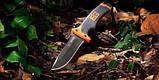 Нож для выживания Gerber Bear Grylls Ultimate, защитный чехол, огниво в комплекте, фото 5