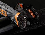 Нож для выживания Gerber Bear Grylls Ultimate, защитный чехол, огниво в комплекте, фото 6
