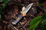 Нож для выживания Gerber Bear Grylls Ultimate, защитный чехол, огниво в комплекте, фото 9