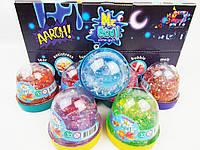 Лизун-антистрес Mr.Boo PEARL з рибкою 100г // (80053)