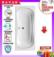 Прямокутна ванна 170x75 см Ravak Campanula II CA21000000, фото 1