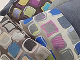 Комплект подушок квадрати різні, 3шт, фото 2