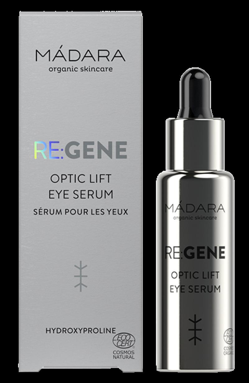 Сыворотка для зоны вокруг глаз RE: GENE Madara Cosmetics,15 мл