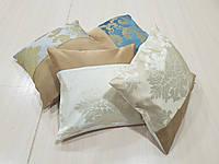 Комплект подушек коронки разные, 4шт