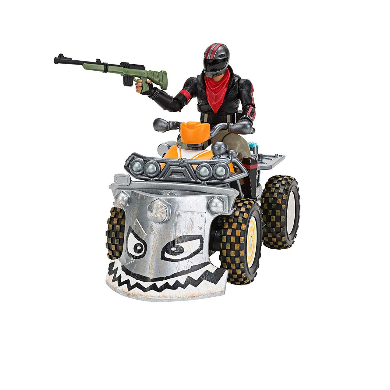 Коллекционная фигурка Jazwares Fortnite Feature Vehicle Quadcrasher Квадкраш