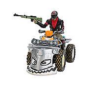 Коллекционная фигурка Jazwares Fortnite Feature Vehicle Quadcrasher Квадкраш, фото 1