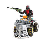 Колекційна фігурка Jazwares Fortnite Feature Vehicle Quadcrasher Квадкраш