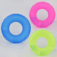 Круг для плавания С 29108 (180) 3 цвета, 81см