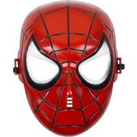 "Маска ""Людина Павук"" - Спайдер мен червона"