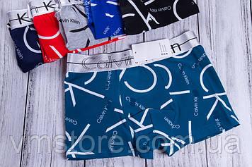 Трусы мужские в стиле бренда СК, разные цвета L, XL, 2XL, 3XL