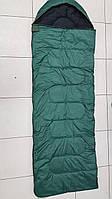 Зимний спальный мешок (спальник) водонепроницаемый VERUS Polar Green -15°C - 20°C, НОВИНКА!