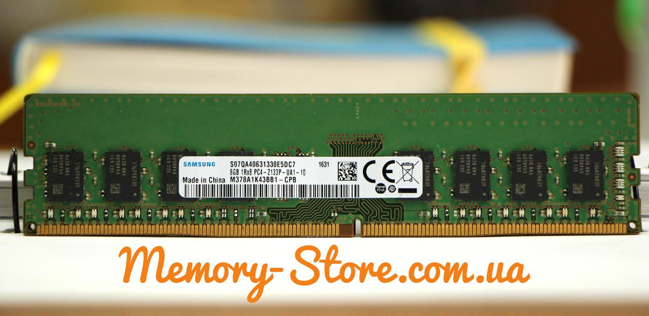 Оперативная память для ПК Samsung DDR4 8Gb PC4-2133P (б/у)
