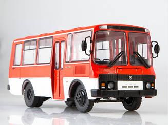 Наши Автобусы (Modimio) №2 - ПАЗ-3205 | Коллекционная модель (1:43)