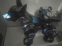Интерактивная Собака Робот RASTAR Robot Dog умная игрушка для детей на пульте управления Черный