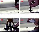 Комплект насадок ZIRY PDR до мініліфтера 10pcs pink, фото 3