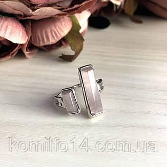 Серебряное кольцо с натуральным кошачьим глазом, фото 2