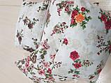 Комплект подушек Розочки разные , 4шт, фото 2