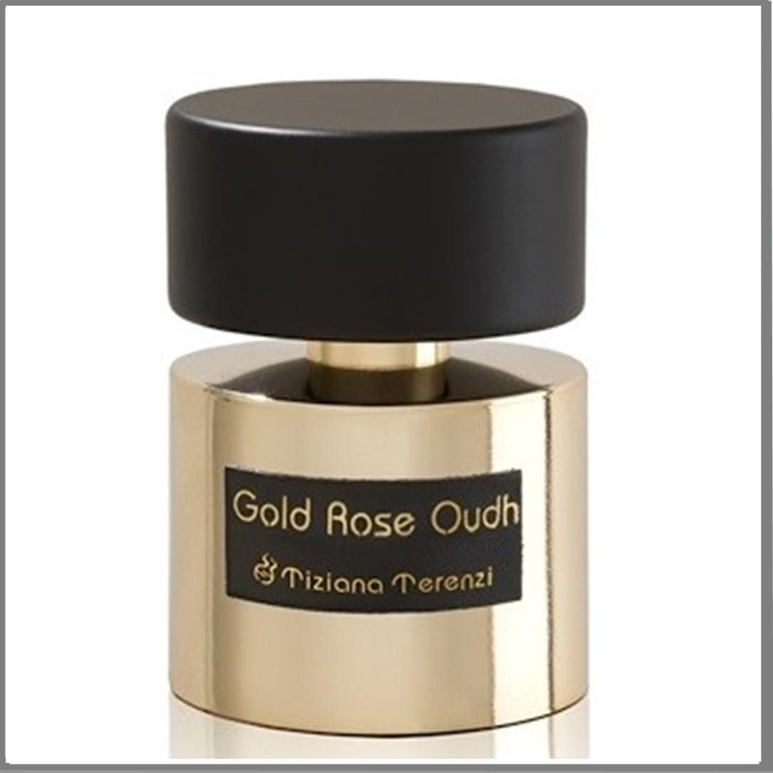 Тестер Tiziana Terenzi Gold Rose Oudh духи 100 ml. (Тизиана Терензи Золотая Роза Уд)