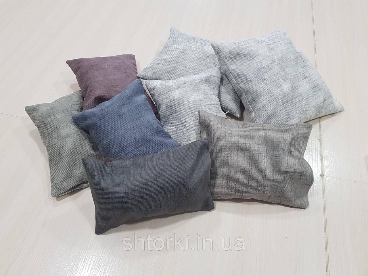 Комплект подушек цветные, 8шт