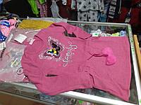 Платье детское подростковое утепленное Ангоровое р.128 - 158