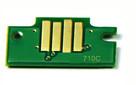 Чип Ocbestjet для картриджа Canon PFI-710C для плоттеров Canon TX-2000/TX-3000/TX-4000, Cyan