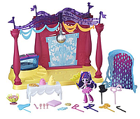 Игровой набор My Little Pony Equestria Girls Minis Canterlot High Dance Playset с куклой