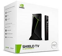 NVIDIA Shield TV Pro 4K HDR Android + Shield Remote (Shield TV Pro P2897 + Shield Remote P3700)