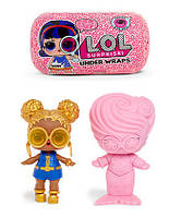 Кукла L.O.L. S4 Лол сюрприз в капсулах декодер 4 сезон Шпионы LOL Surprise Under Wraps 1A